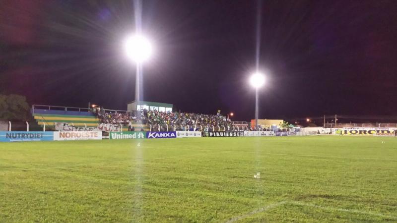 Estádio Felipão é liberado e receberá Altos vs River