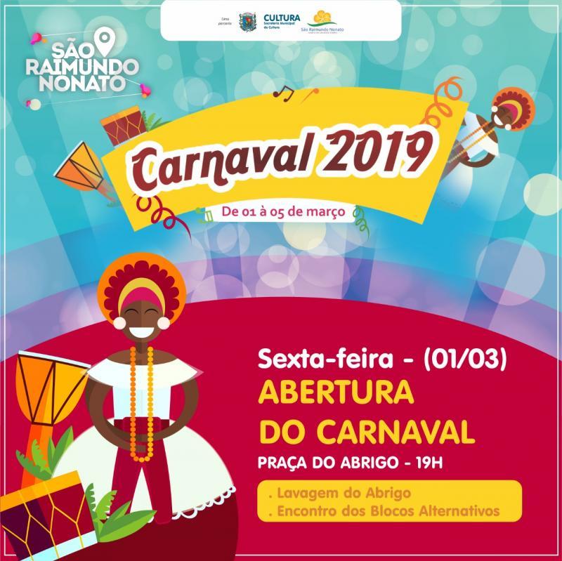 Carnaval 2019: A Bahia da Magia, da Alegria e do Axé faz a festa em SRN