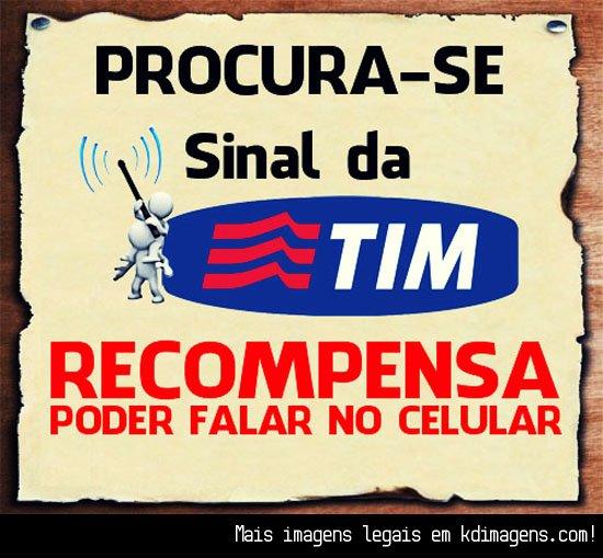 Moradores de Gilbués reclamam de constante oscilação do sinal da TIM