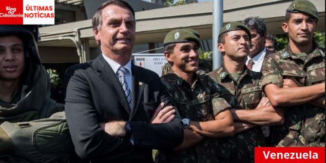 Ala militar avalia que Brasil não pode entrar na onda dos Estados Unidos