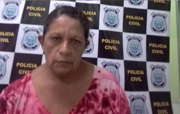 Mulher é presa sob acusação de tráfico de drogas em Parnaíba
