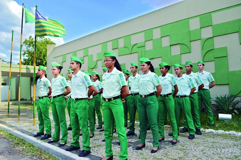 Colégio da Polícia Militar do PI lança edital para teste seletivo
