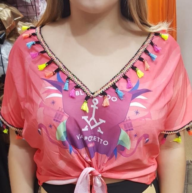 Modelos de abadás customizados para o Carnaval 2019