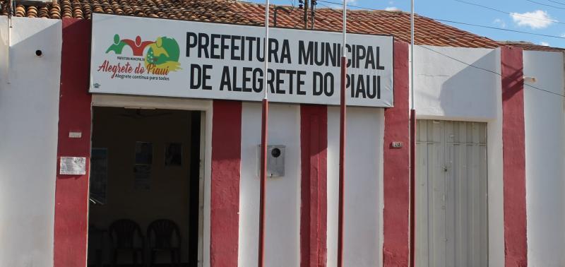 Prefeitura de Alegrete do Piauí lança edital para concurso público