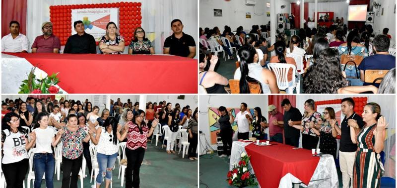 Educação do município inicia Jornada Pedagógica