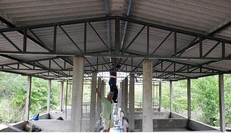 Empreendedor inicia projeto de suinocultura em São Miguel do Tapuio