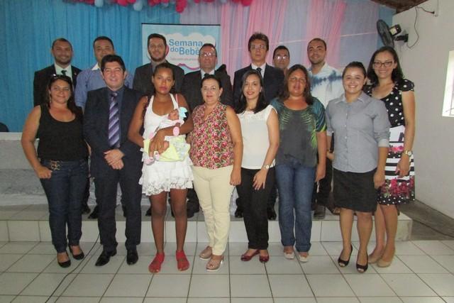 Sessão Solene Encerra a IV Semana do Bebê em Ipiranga
