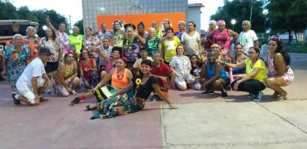 Secretaria de Saúde promove 'Baile de Carnaval' para participantes do DANT