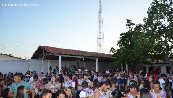 Blocos vão movimentar carnaval em Patos do Piauí