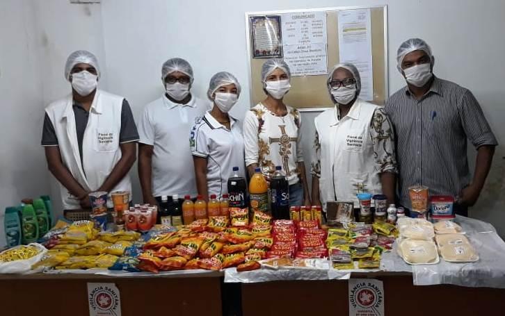 Operação Carnaval apreende produtos vencidos e estragados em Floriano