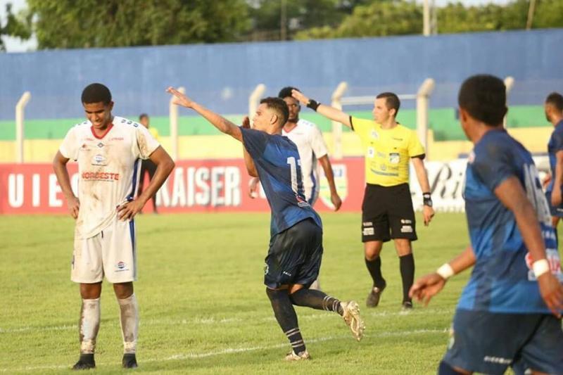 Confira o resultado da 8ª rodada do Campeonato Piauiense