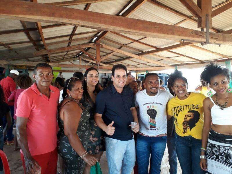 Comunidade Mimbó realiza o XIV Festival Da Cultura Afro