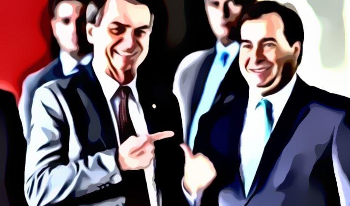 Criar uma nova política ou toma-lá-dá-cá - Por Milton Atanazio