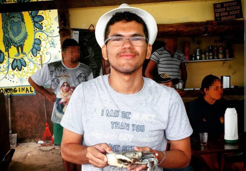 Adolescente que matou estudante de medicina recebe pena máxima