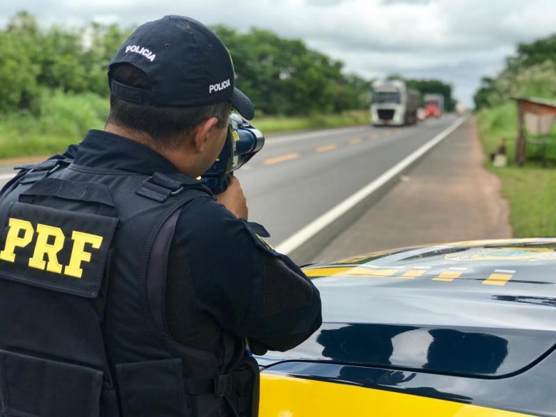 PRF inicia Operação Carnaval nas rodovias do Piauí