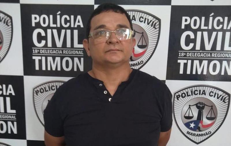 GPE-18/Timon cumpre mandado e prende 'Tubarão', no Bairro São Marcos