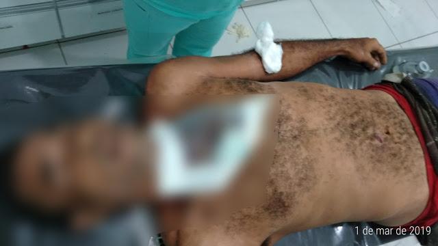 Mototaxista é morto vítima de latrocínio em Parnaíba