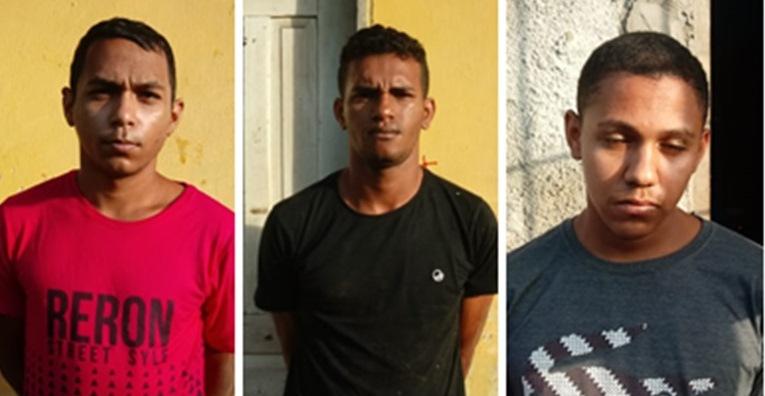 Vídeo: DENARC e DHPP estouram 'Boca' e prendem 4 pessoas em Timon