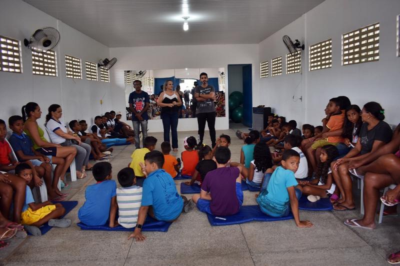 Prefeitura vai ofertar aulas de balé para crianças e adolescentes do SCFV