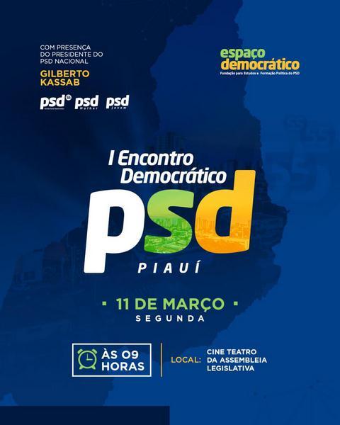 Prefeita de Guadalupe convida amigos e aliados para Encontro do PSD