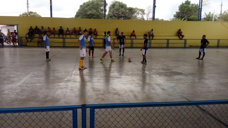 Olaria é o grande campeão da Copa Janeiro de Futsal |São Gonçalo-PÍ