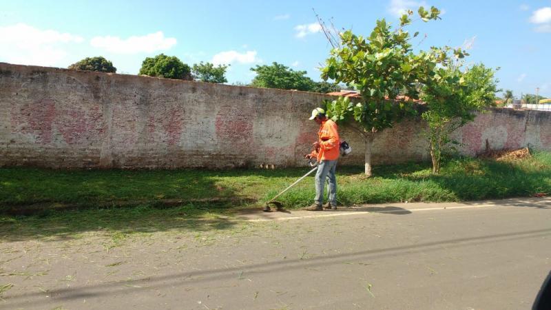 Prefeitura de Amarante intensifica mutirão de limpeza pública