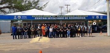Centro Integrado inicia Operação Carnaval no Piauí