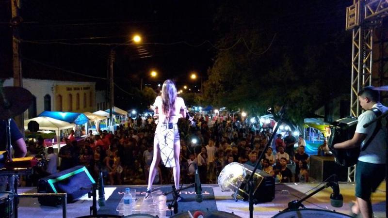 Prefeitura de Amarante realizou primeira noite de Carnaval
