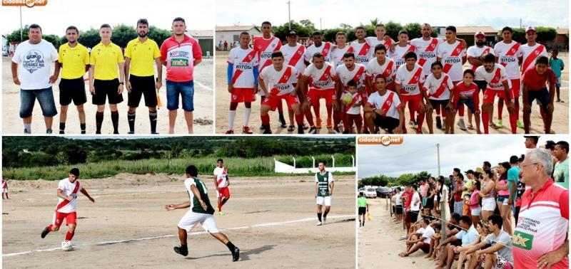 Confira a quarta rodada do 20º Campeonato de Futebol