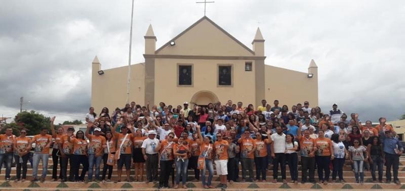 Missão é realizada em em preparação para os festejos de São José