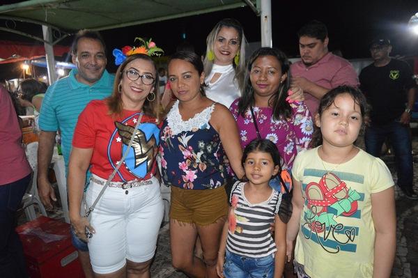 Você na Segunda Noite do Cidade Folia em Guadalupe