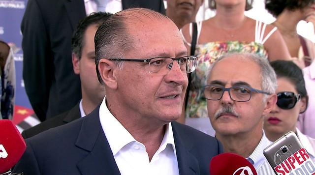 Geraldo Alckmin deve assumir a presidência do PSDB