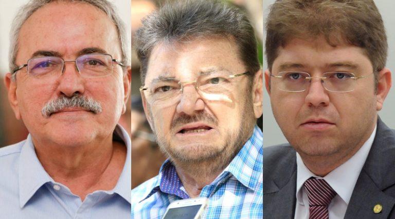 Deputado Átila vai para o PSL e leva o Wilson Martins e Rodrigo Martins