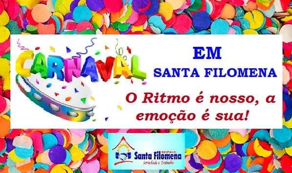 Confira fotos do carnaval 2019 em Santa Filomena