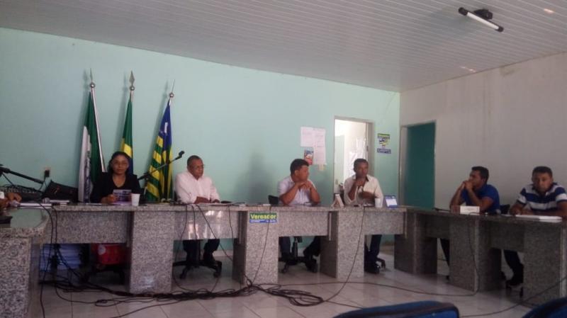 Vereador propõe criação do serviço Conexão Saúde em Santa Filomena
