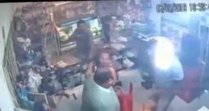 Comerciante é baleado durante tentativa de assalto em Teresina