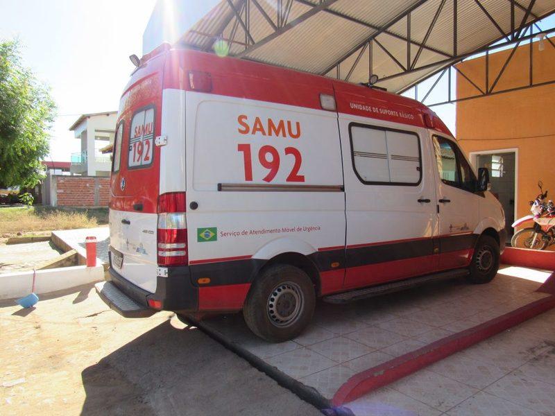CIB aprova a ampliação do SAMU no Município de Picos