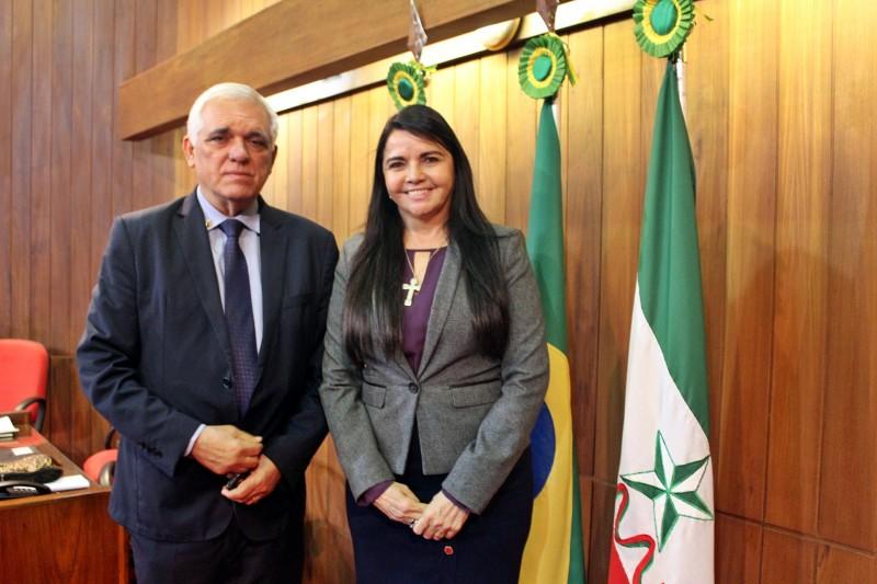 Teresa Britto é indicada para presidir comissão na Alepi