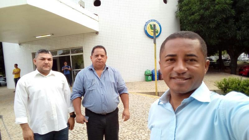 Vereador Tony Santos louva liberação dos 40% do Fundef para Santa Filomena