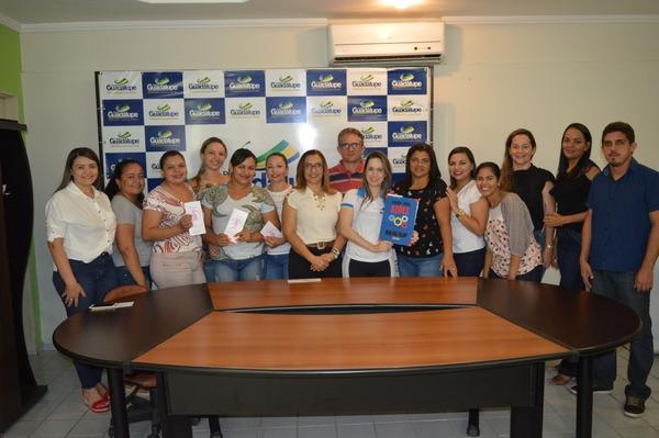 Equipe NASF e Secretaria de Saúde desenvolve ação no Dia da Mulher