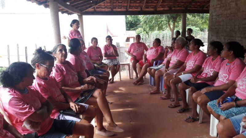 Secretaria Municipal de Saúde realiza programação especial para as mulheres