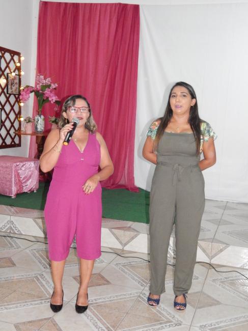 BENEDITINOS: Vereadora realiza linda festa para as mulheres