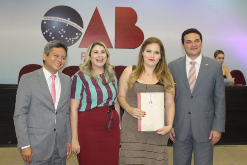 Mulheres são homenageadas pela OAB-PI e CAAPI