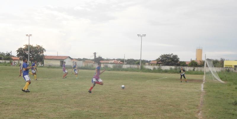 Baixinha goleia time do Parma pelo campeonato São-gonçalense