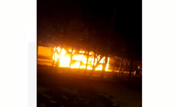 Facções criminosas estão ligadas a ataques a ônibus em Teresina