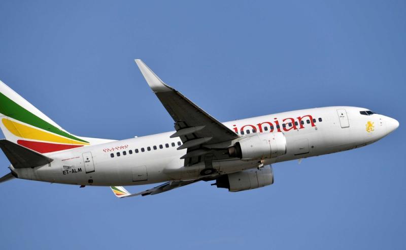 Avião que transportava 157 pessoas cai na Etiópia