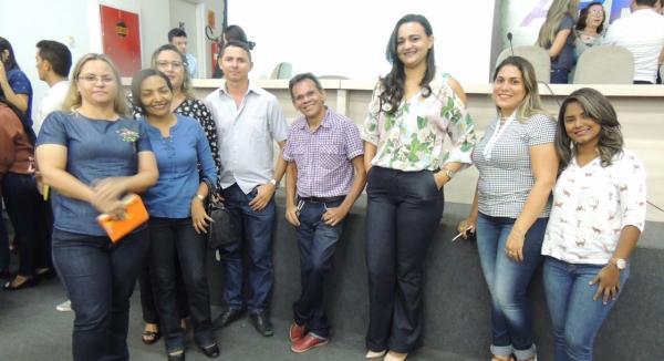Presidente do CMDCA de Landri Sales participa de encontro com articuladores do Selo UNICEF