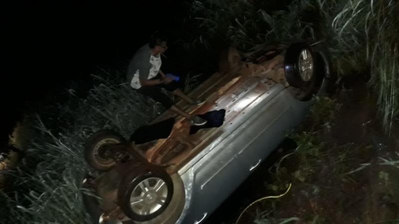 Três acidentes são registrados em uma noite em Barras-PI