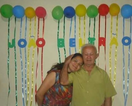 Faleceu em São João dos Patos o pai do vereador Geovane Beltrão