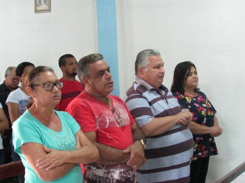 Prefeito participa de terço que marca abertura dos festejos de São José